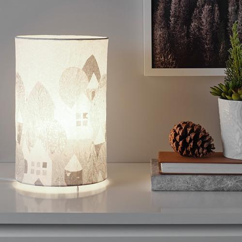 STRÅLA LED galda lampa, 30 cm ainava