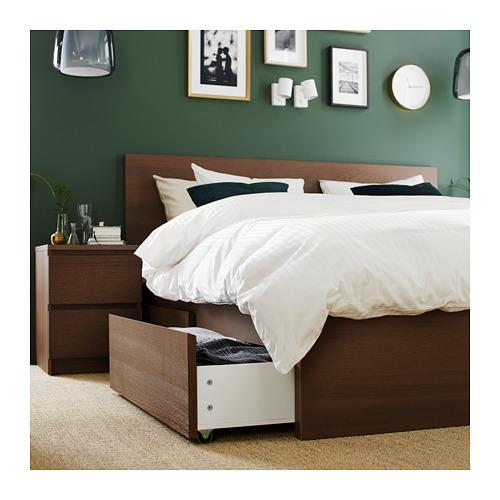 MALM ящик д/высокого каркаса кровати