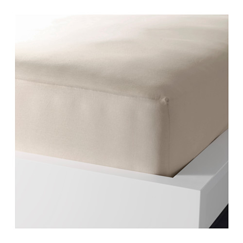 DVALA fitted sheet