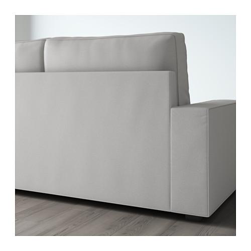 VILASUND trivietė sofa-lova