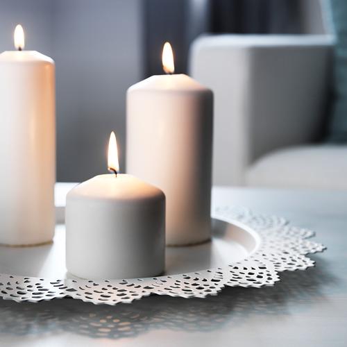 SKURAR paplāte svecēm