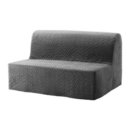 LYCKSELE dvivietės sofos-lovos užvalkalas