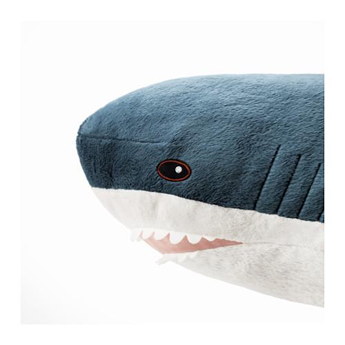 BLÅHAJ soft toy