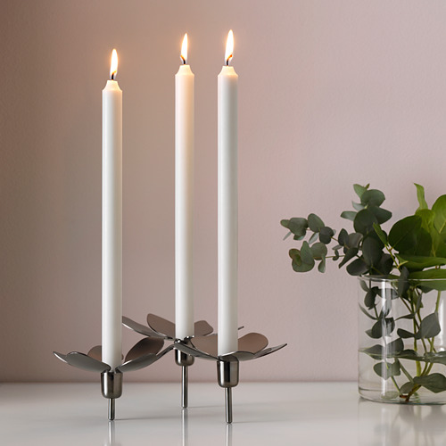 JUBLA bekvapė žvakė