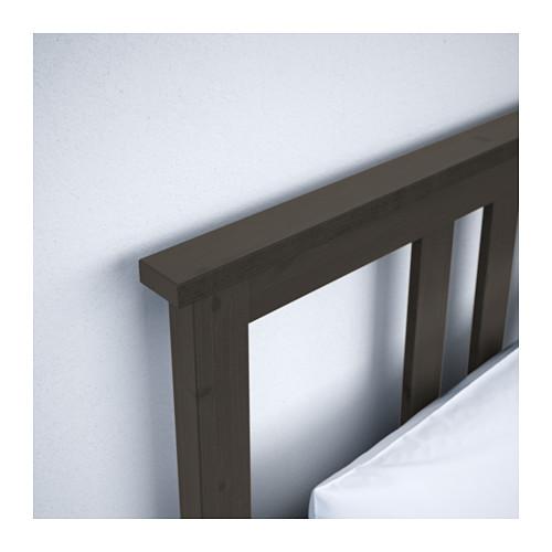 HEMNES gultas rāmis ar 4 atvilktnēm