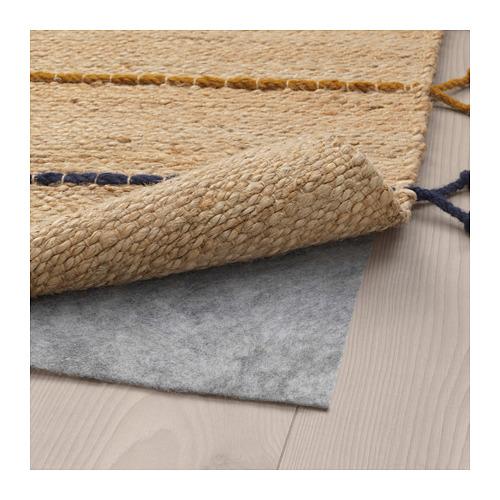 RAKLEV gludi austs paklājs