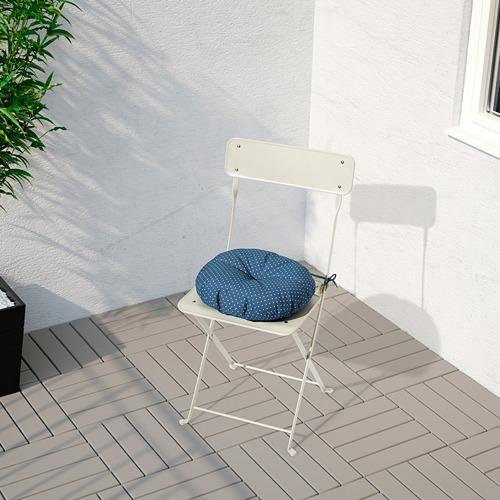 YTTERÖN sēdvietas paliktnis lietošanai ārā
