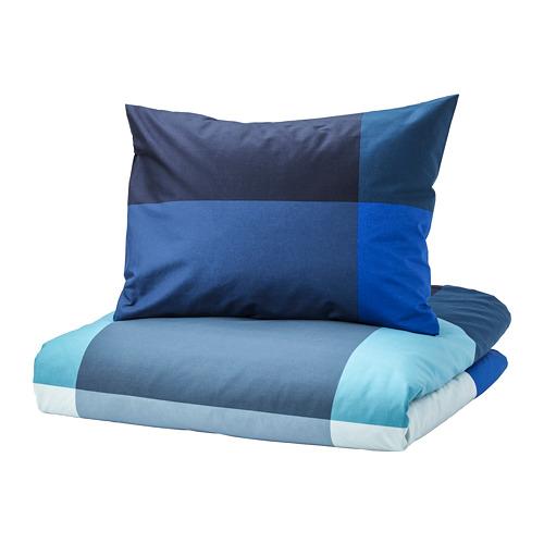BRUNKRISSLA antklodės užv. ir 2 pagalv. užv.