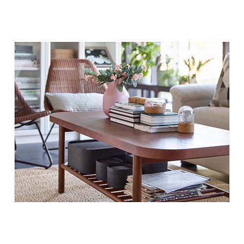 LISTERBY kafijas galdiņš