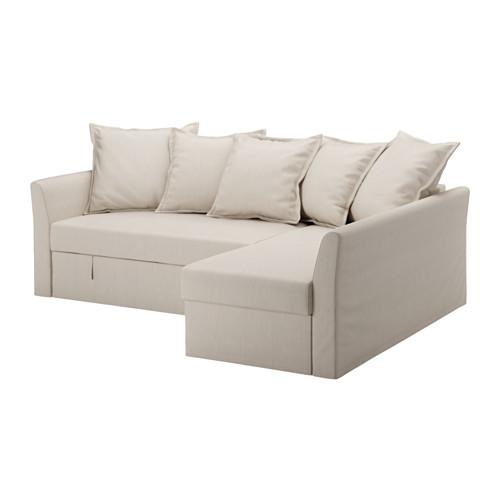 HOLMSUND kampinės sofos-lovos užvalkalas