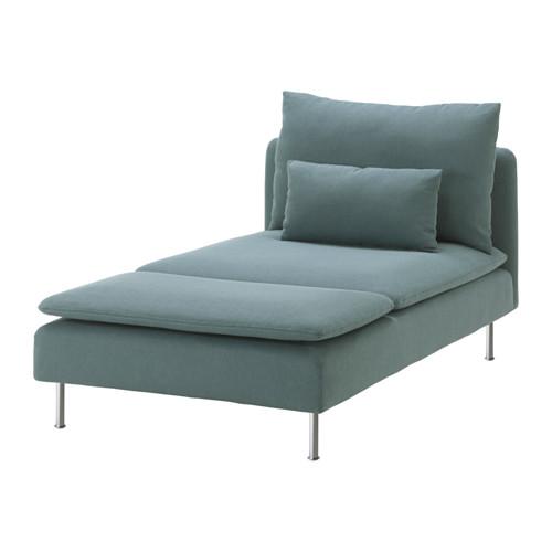 SÖDERHAMN gulimojo fotelio užvalkalas