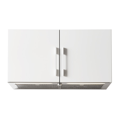 UNDERVERK built-in extractor hood