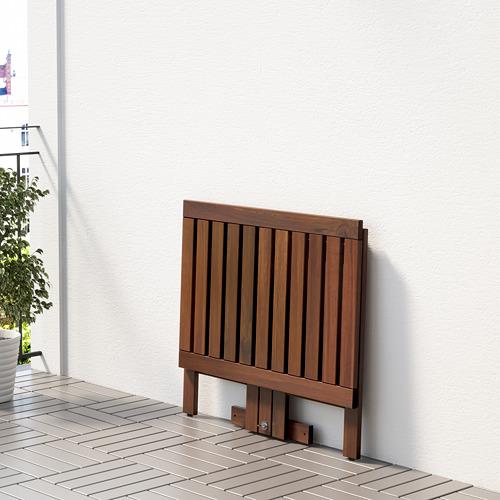 ÄPPLARÖ sieninis išskleidž. lauko stalas