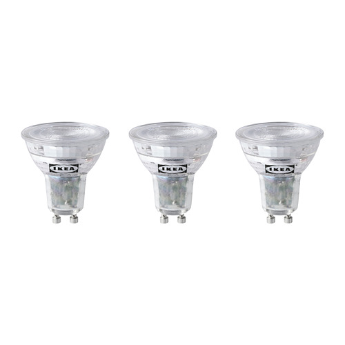 RYET LED spuldze, GU10, 230 lūmeni, 3gb.