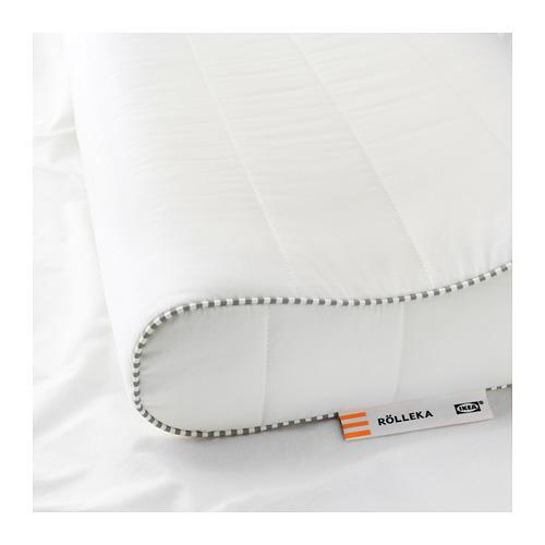 RÖLLEKA viskoelastinio porolono pagalvė