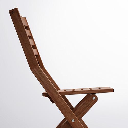 ÄPPLARÖ lauko kėdė