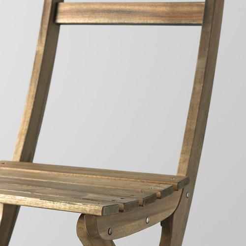 ASKHOLMEN lauko stalas ir 2 kėdės