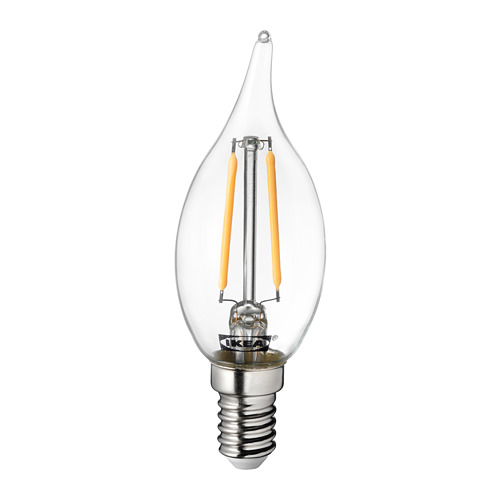 LUNNOM LED spuldze E14 200 lūmeni