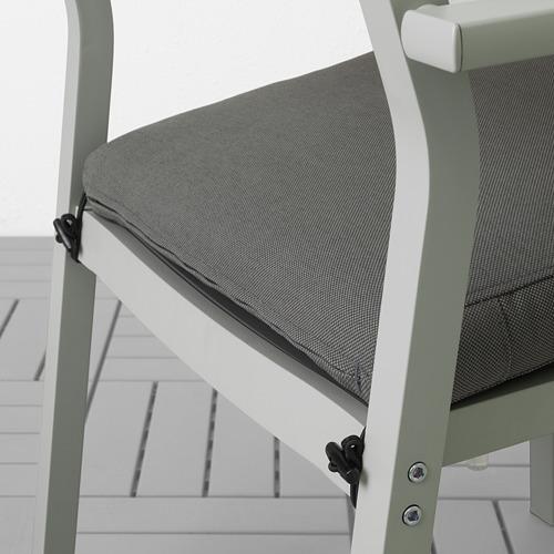 SJÄLLAND stalas+2 kėdės+suoliukas, lauko