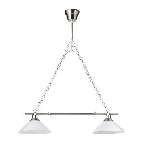 KROBY kabamasis šviestuvas su 2 lemp.
