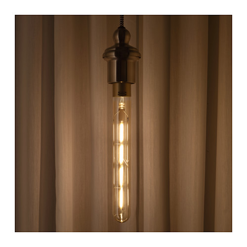 LUNNOM LED lemputė E27 400 liumenų