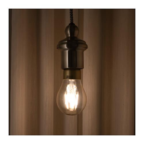 LUNNOM LED spuldze E27 400 lūmeni