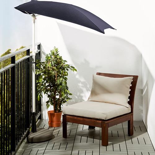 ÄPPLARÖ easy chair, outdoor