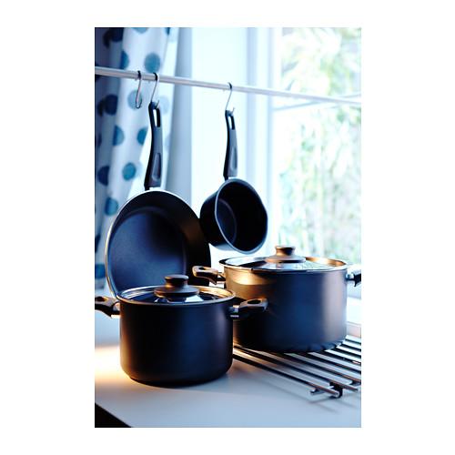 SKÄNKA 6-piece cookware set