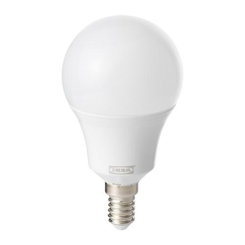 TRÅDFRI LED lamp E14 600 luumen