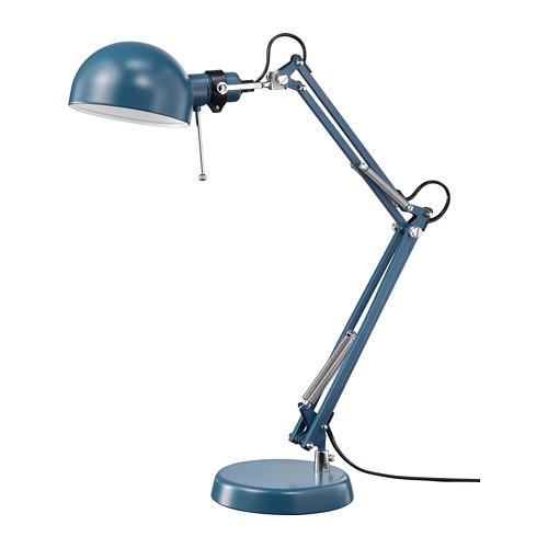 FORSÅ galda lampa