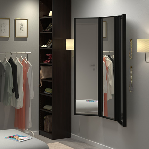 NISSEDAL mirror combination
