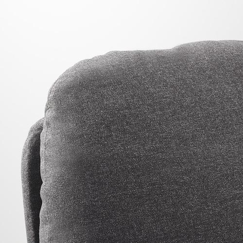 EKOLSUND krēsls ar regulējamu atzveltni