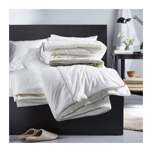 RÖDTOPPA antklodė, šiltesnė