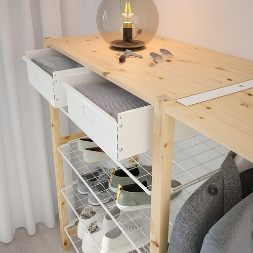IVAR lentynų, stalčių, skersinio derinys