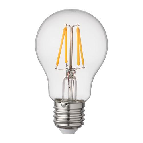 RYET LED lemputė E27, 470 liumenų