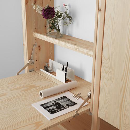 IVAR 2 rėmai-lentynos ir sulanks. stalas