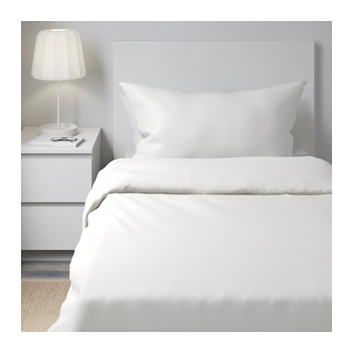 DVALA quilt cover and pillowcase