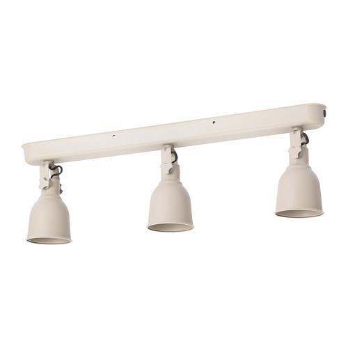 HEKTAR lubinis 3 lempų šviestuvas
