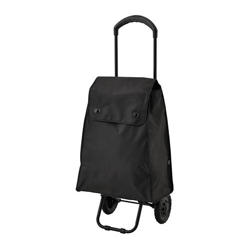 KNALLA сумка хозяйственная на колесиках