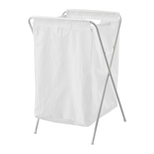 JÄLL skalbinių krepšys su stovu