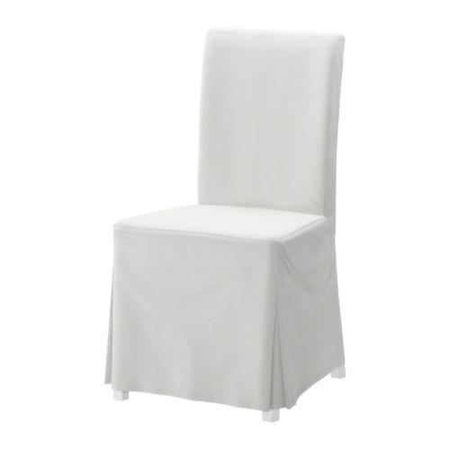 HENRIKSDAL kėdė su ilgu užvalkalu