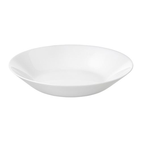 OFTAST тарелка глубокая