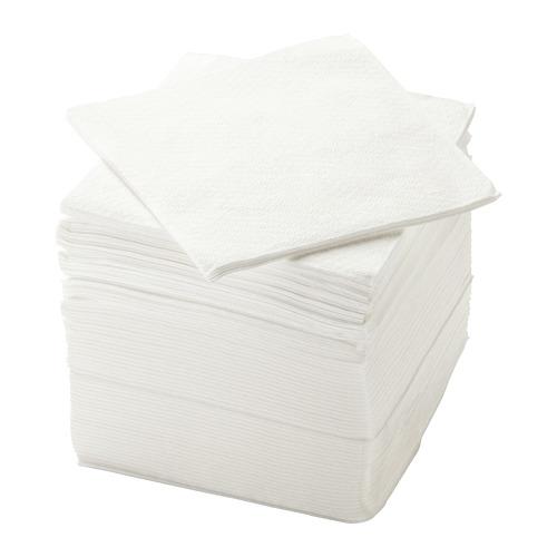 STORÄTARE popierinės servetėlės