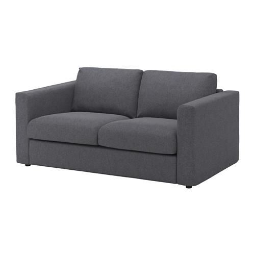 VIMLE dvivietės sofos užvalkalas