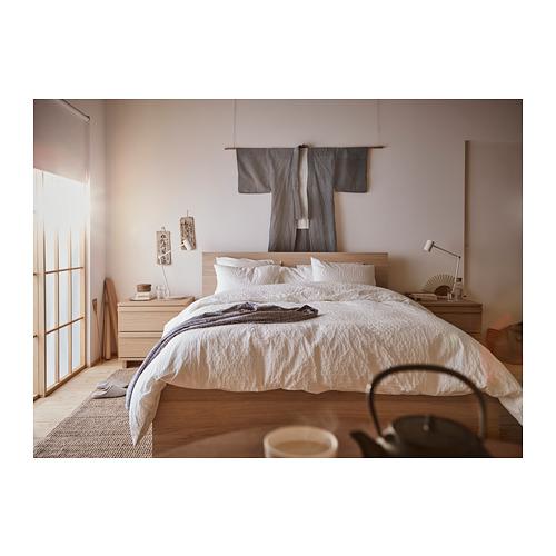 MALM augstais gultas rāmis