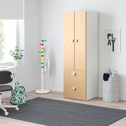 STUVA/FÖLJA skapis ar 2 durvīm+2 atvilktnēm