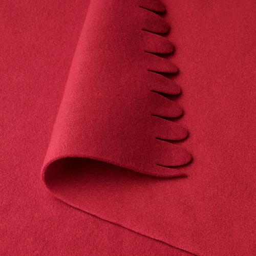 POLARVIDE pleds, 130x170 cm,  sarkanā krāsā