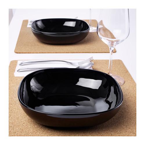 BACKIG zupas šķīvis