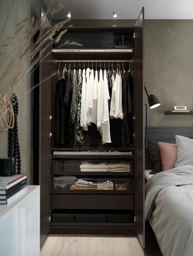 PAX wardrobe frame