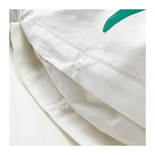 SOMMARASTER antklodės užv. ir 2 pagalv. užv.
